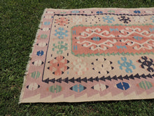 Semi antique Kayseri kilim - bosphorusrugs  - 5