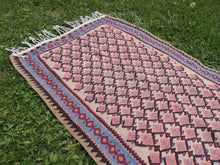 Tribal persian kilim - bosphorusrugs  - 6