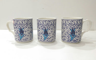 3 Pieces Ceramic Mugs SM-009