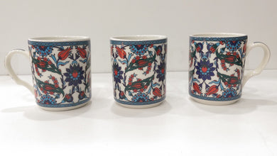 3 Pieces Ceramic Mugs SM-005