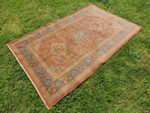 "Turkish ""Hereke"" rug - bosphorusrugs  - 8"