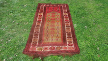 1930's Turkish Prayer Rug Traditional Work of Art