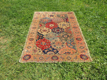 Kayseri rug with fine Manchester wool - bosphorusrugs  - 4