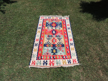 Silk Kayseri Kilim Rug - bosphorusrugs  - 4