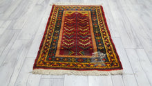 Geometric Prayer Rug 2,6x3,7