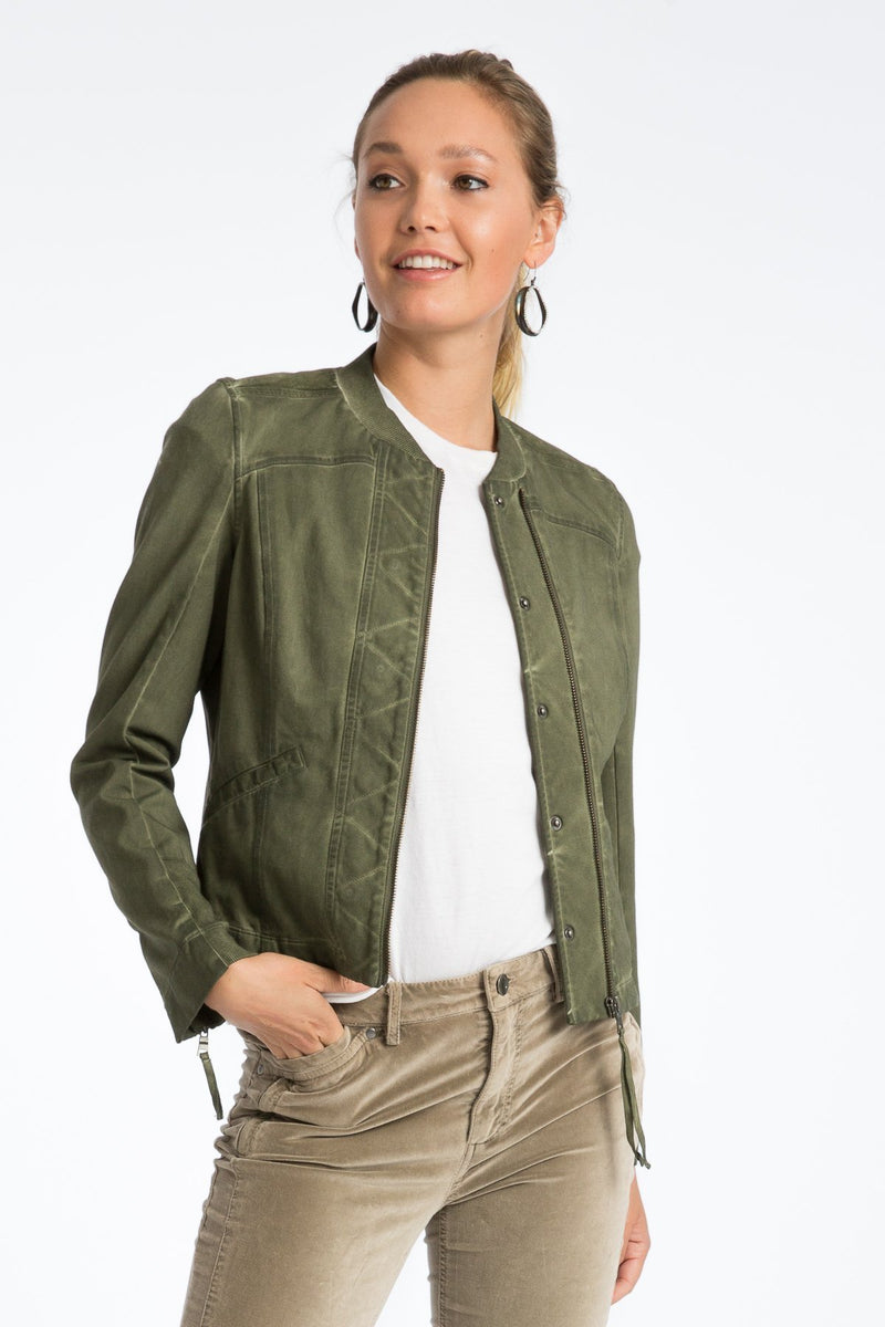 June Cropped Jacket - Marrakech Clothing