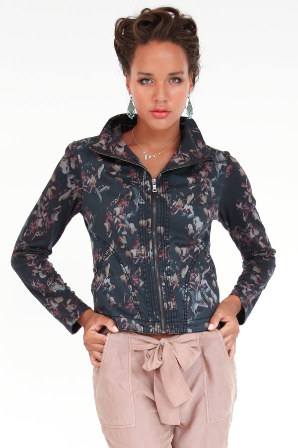 Magnolia Zip Jacket - Marrakech Clothing