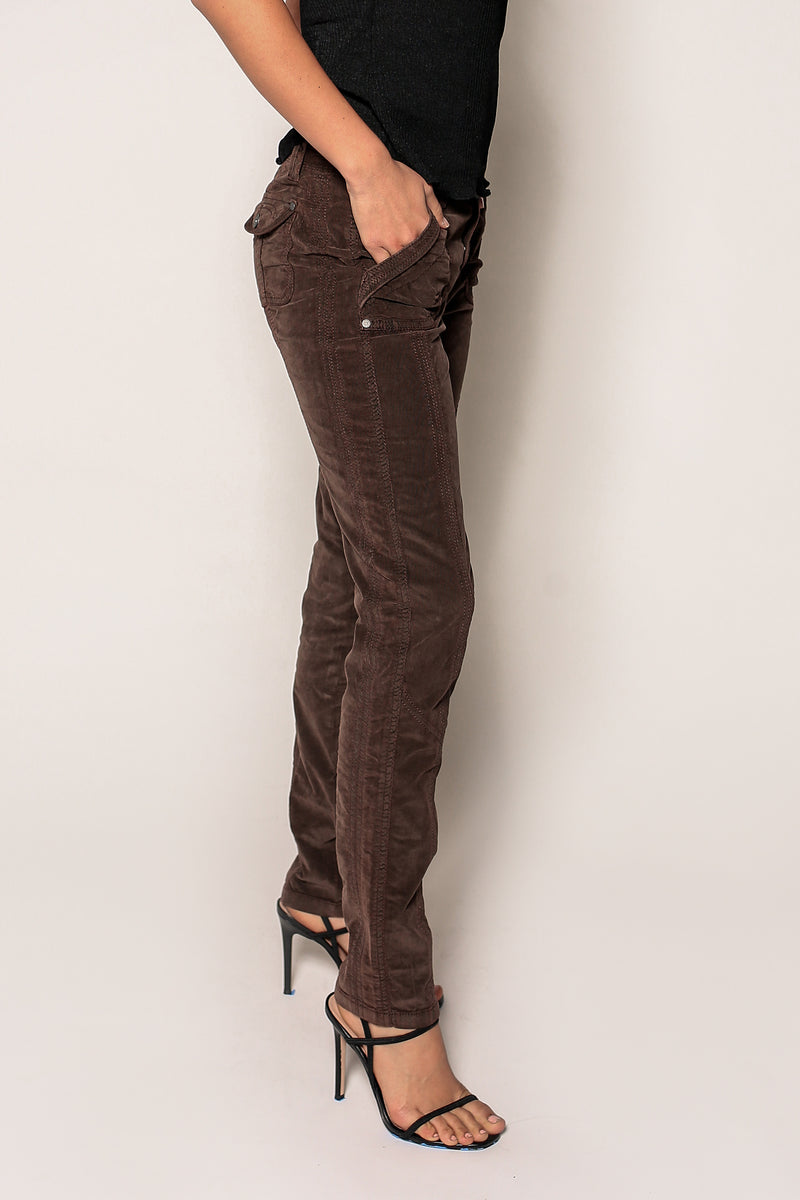 Justine Corduroy Pant - Marrakech Clothing