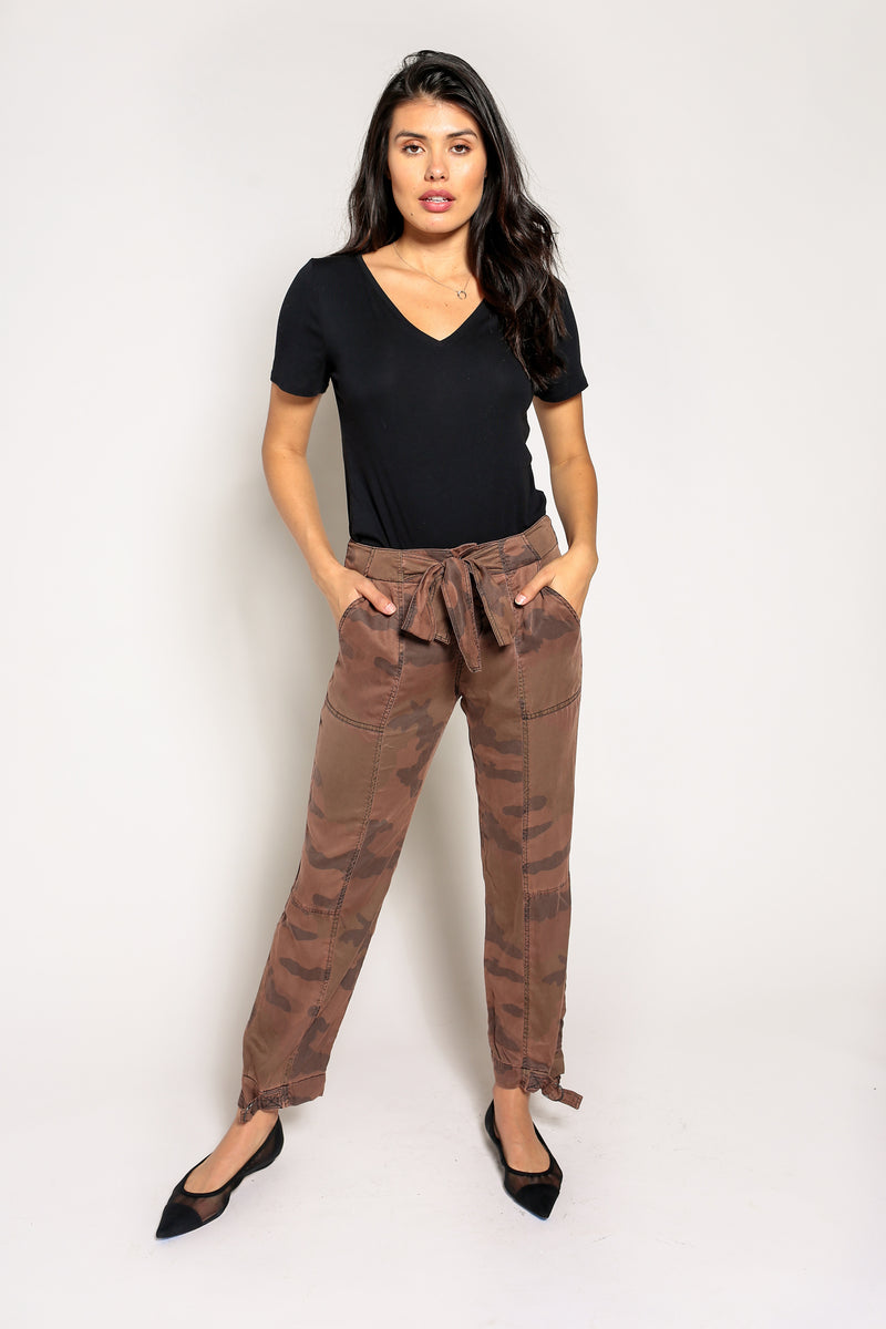 Silas Draped Tencel Pant - Marrakech Clothing