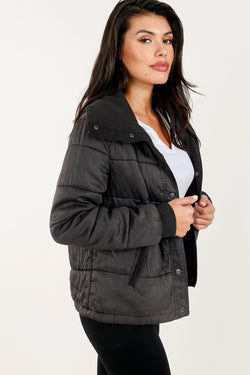 Amara Quilted Jacket - Marrakech Clothing