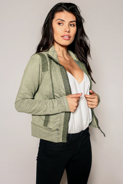 Dominga French Terry Jacket - Marrakech Clothing