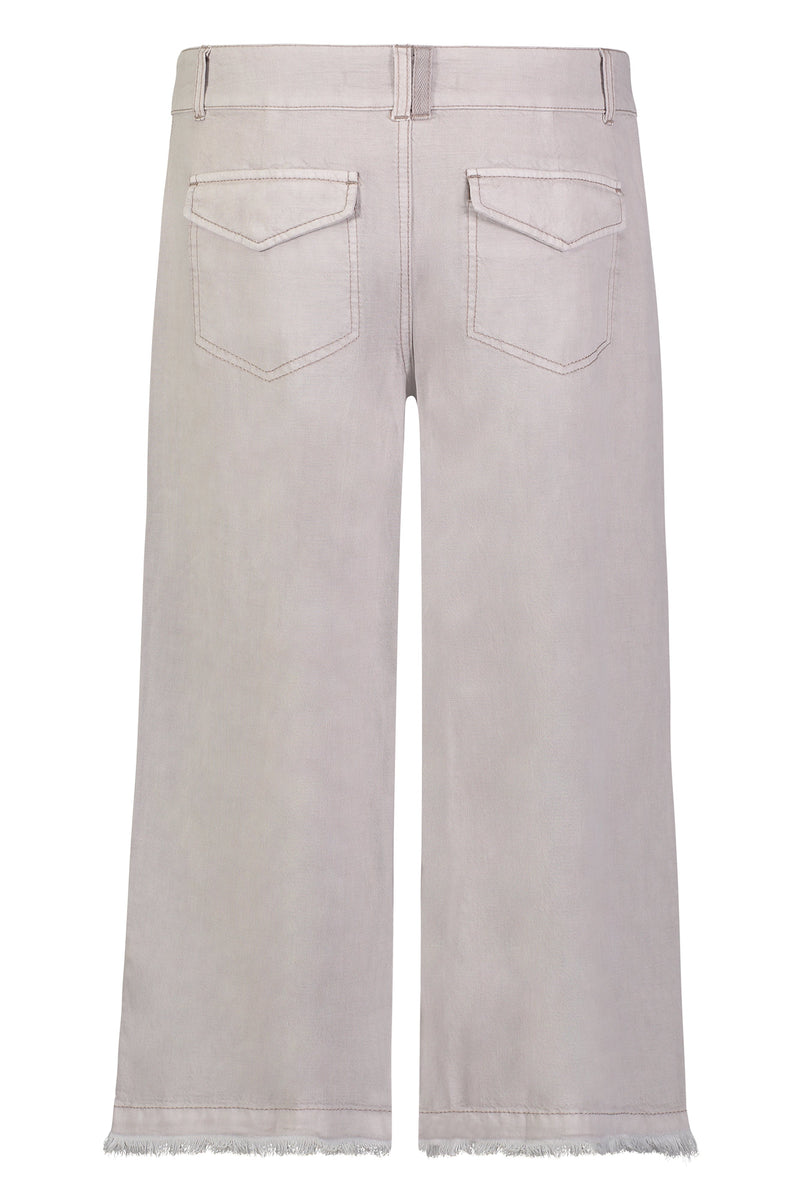 Henry Wide Leg Crop Pant - Marrakech Clothing