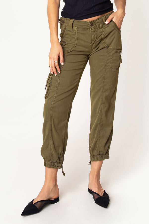 Kawa Tencel Rayon Twill Pant - Marrakech Clothing