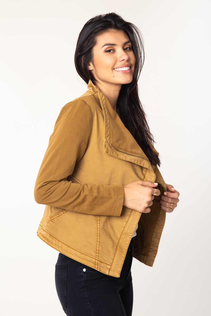 Faravel Moto Jacket - Marrakech Clothing