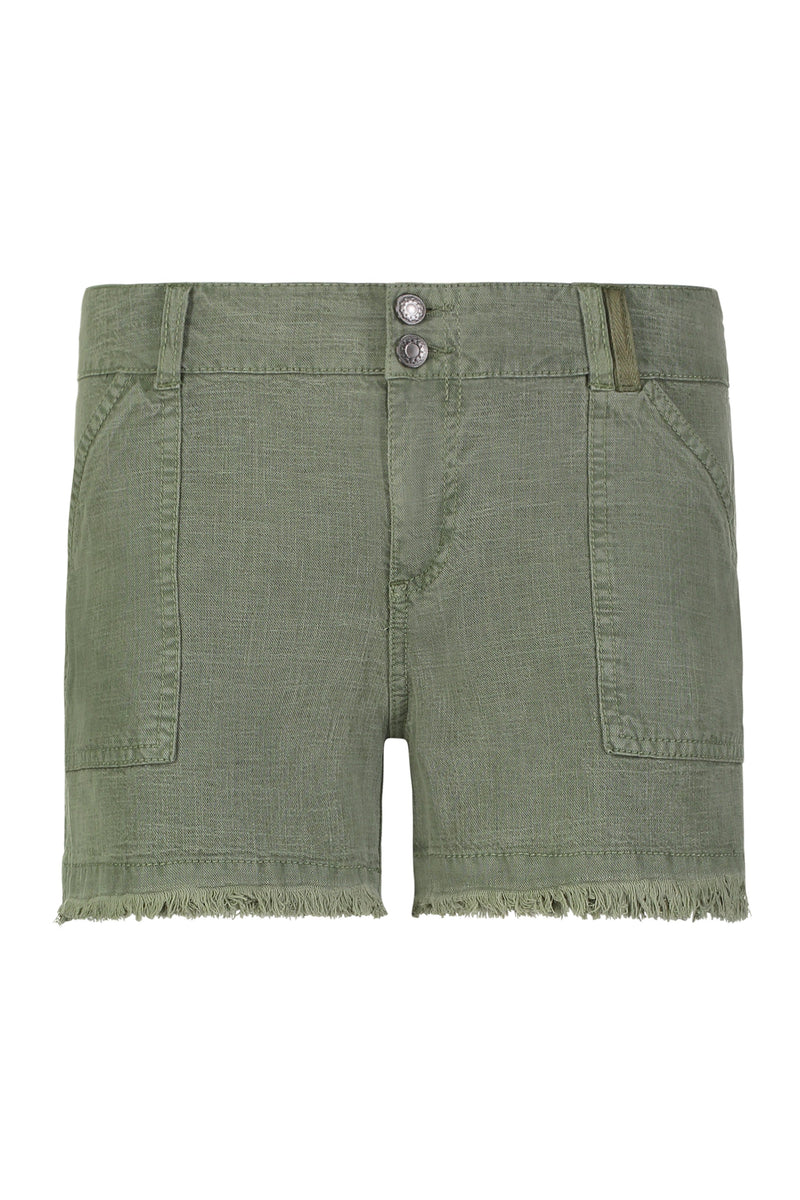 Jake Linen Shorts - Marrakech Clothing