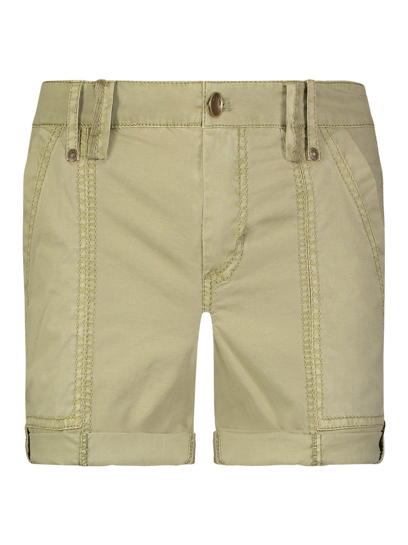 Jo Stretch Poplin Short - Marrakech Clothing
