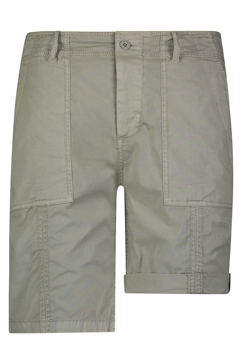 Joni Stretch Poplin Short - Marrakech Clothing