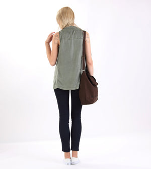 Joelle Vest - Marrakech Clothing
