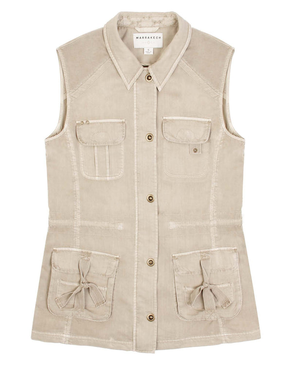 Mackenzie Vest - Marrakech Clothing