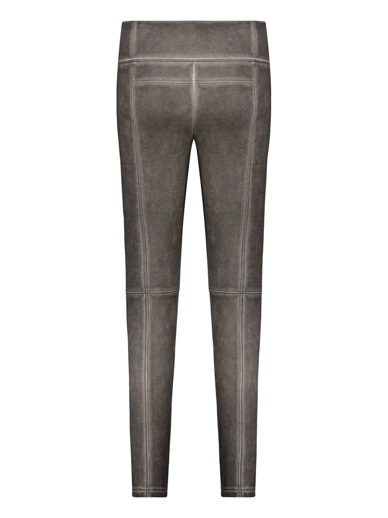 Amelia Scuba Suede Legging - Marrakech Clothing