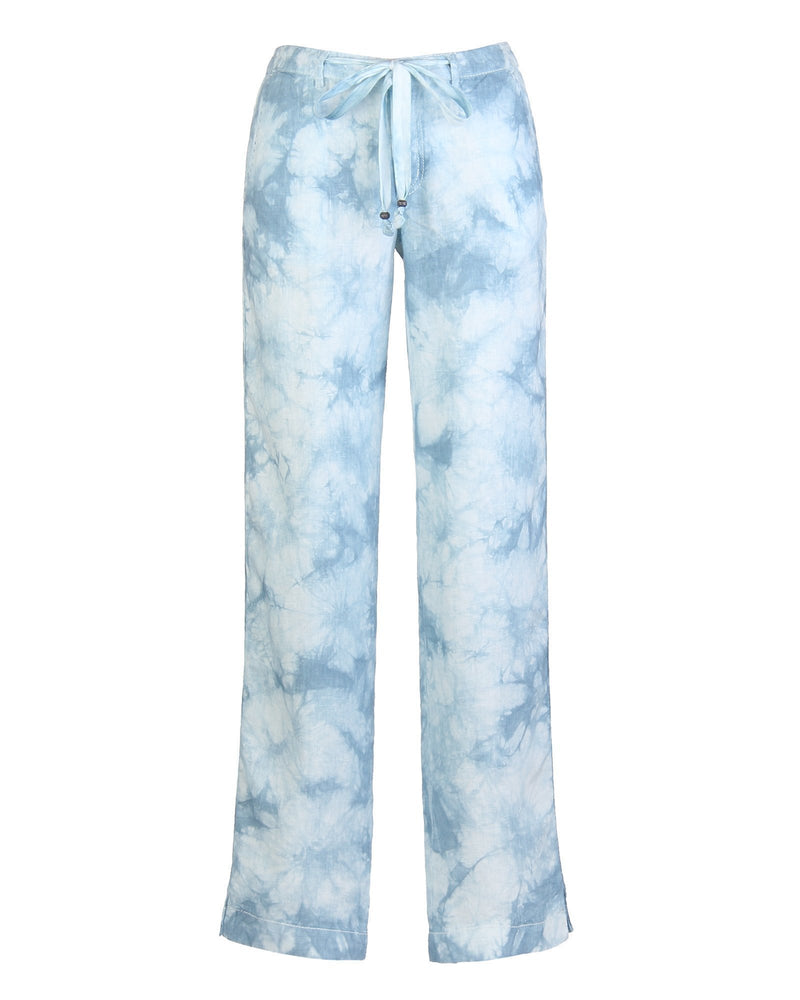 Kimmy Linen Trouser - Marrakech Clothing