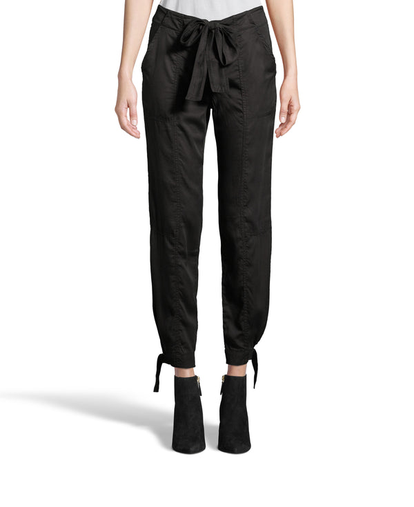 Silas Draped Tencel Pant