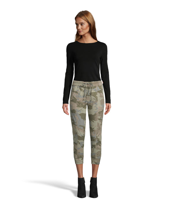 Danielle Stretch Poplin Pant - Marrakech Clothing