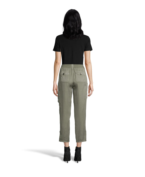 Ava Sateen Army Pant - Marrakech Clothing
