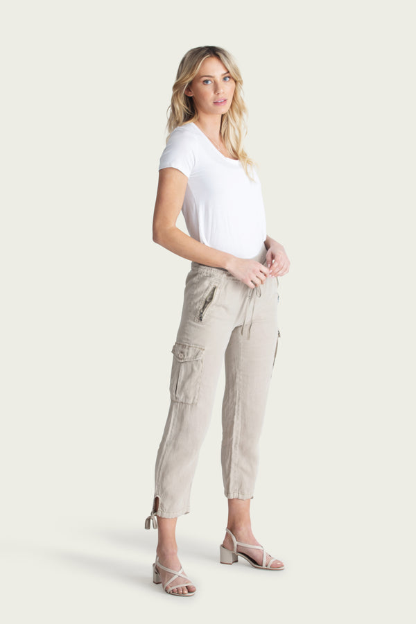 Rio Linen Pant - Marrakech Clothing