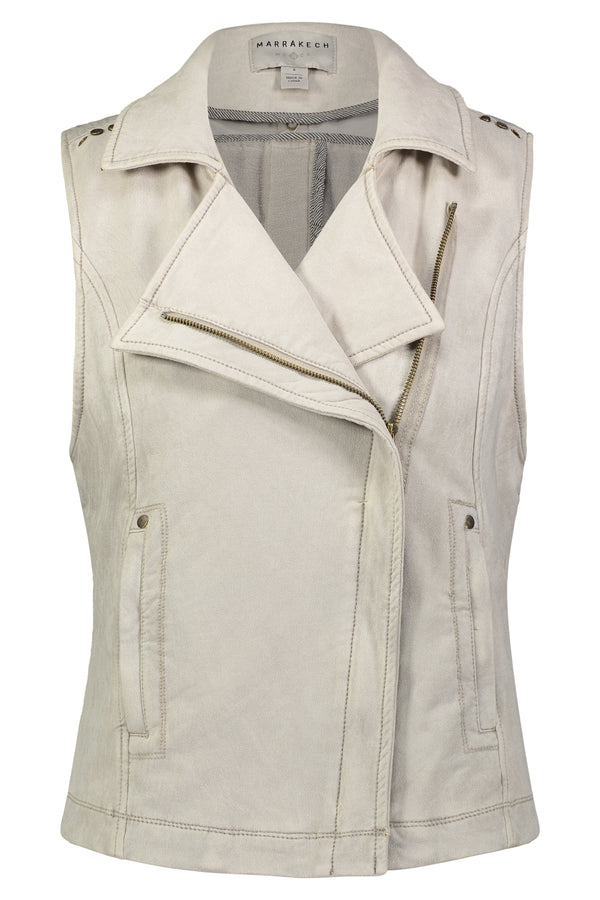 Marrakech Moto Vest - Marrakech Clothing