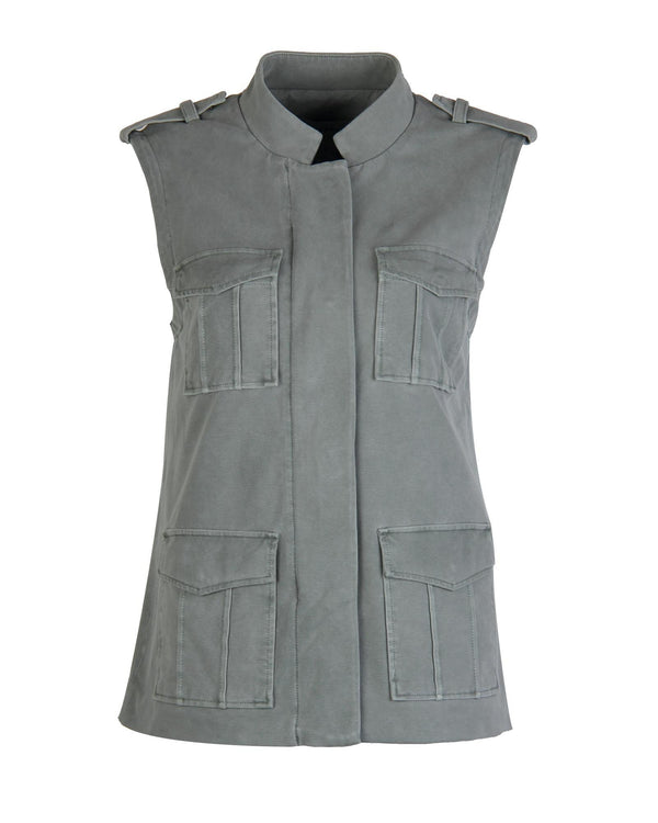 Gracie Vest - Marrakech Clothing