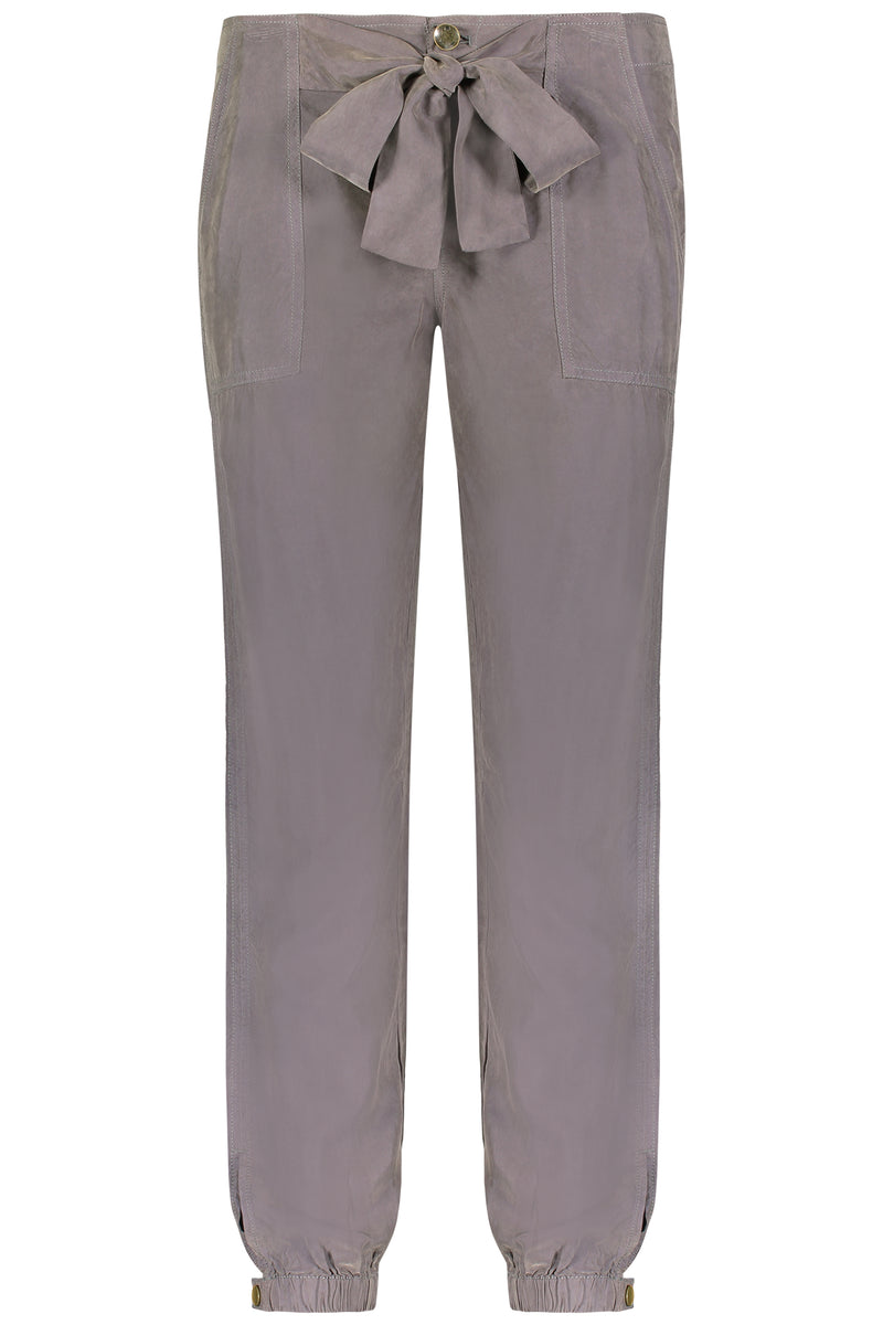 Teri Tie-Waist Travel Joggers - Marrakech Clothing