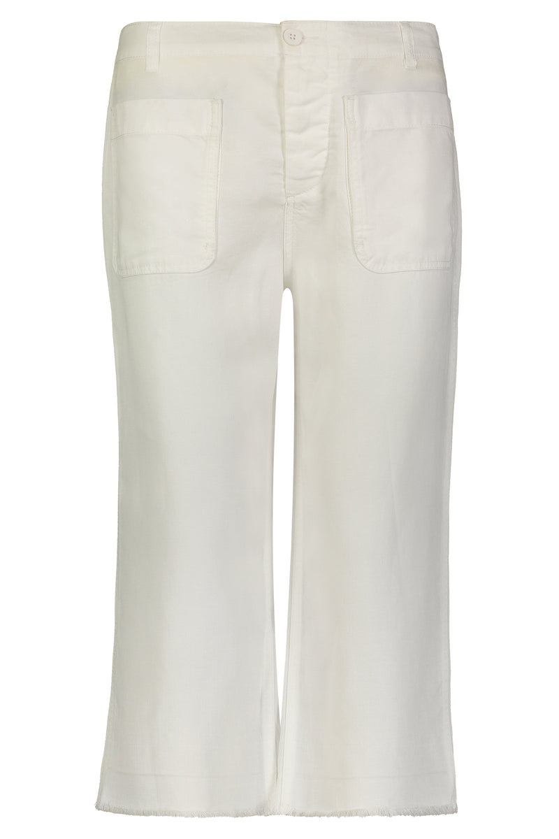 Tau Wide Leg Crop Pant - Marrakech Clothing