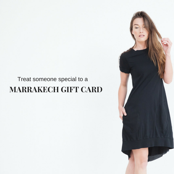 Gift Card - Marrakech Clothing