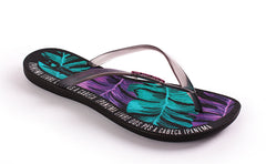 IPANEMA WAVE TROPICAL SLIPPER