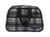 BLACK/WHITE BUFFALO PLAID