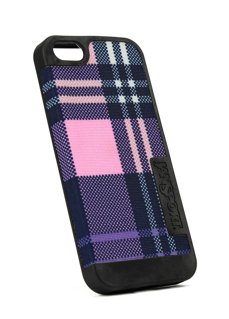 PINK PANSY PRESTON PLAID