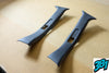 1989-1994 Nissan Skyline Sedan 4 Door R32 Left and Right B Pillar Trim Pair Driver Passenger HCR32 HR32 GTS-t GTS
