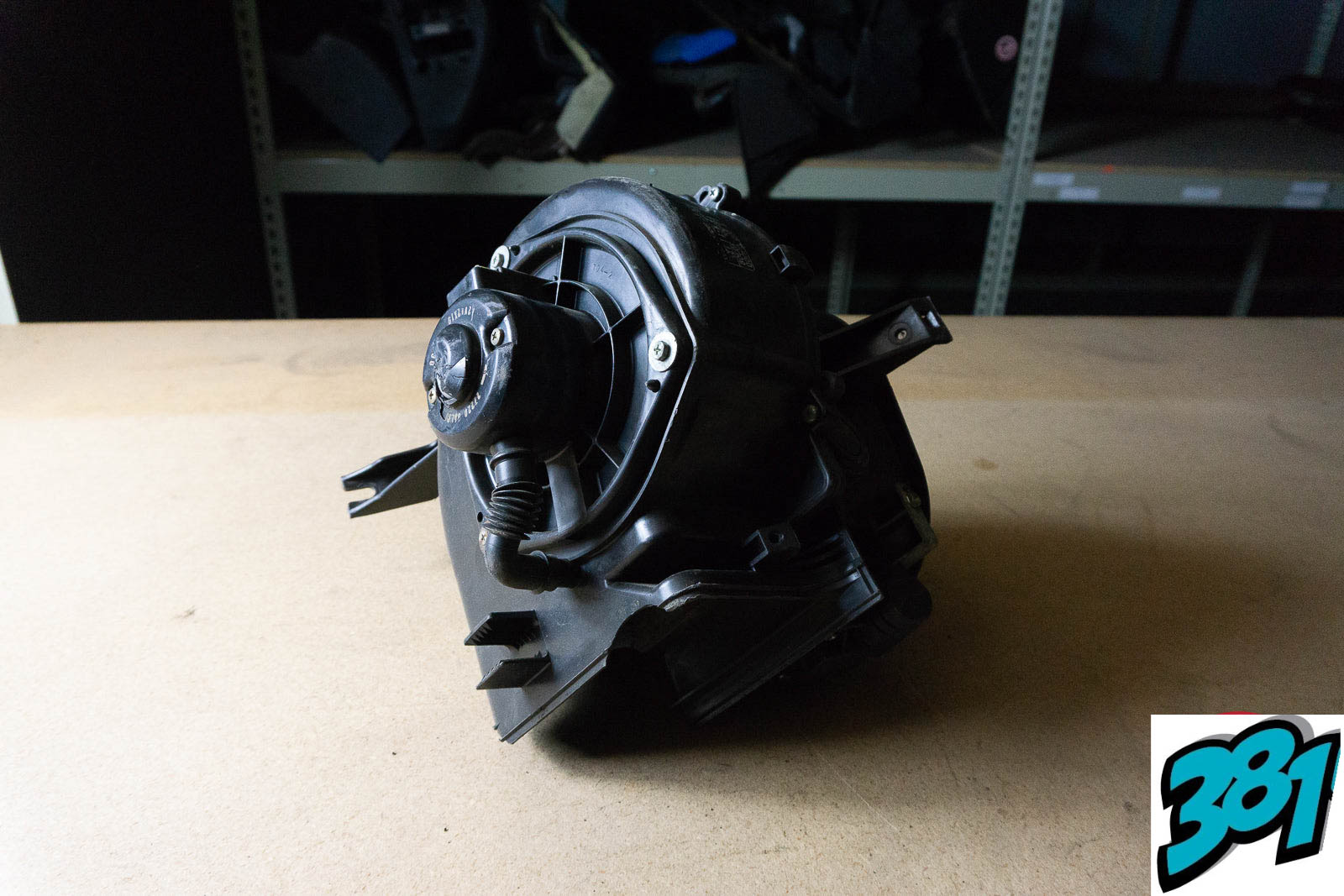 1989-1994 Nissan Skyline R32 OEM Blower Motor Blend Door A/C Box Heater Heat GTR GTST GTS GTE GXI BNR32 HCR32 HR32 FR32