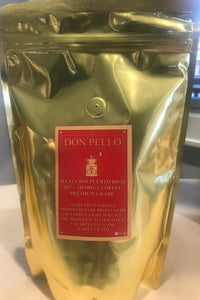 Don Pello...New Coffee addition