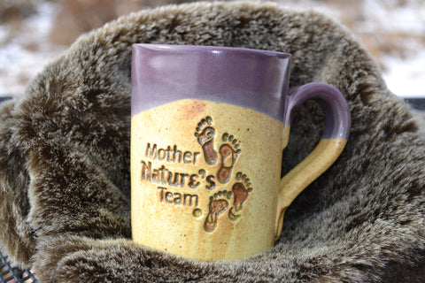Mother Nature's Team Original Mug