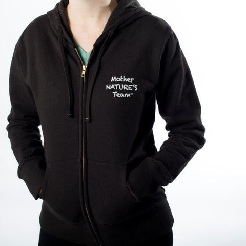 Mother Nature's Team Zip Hoody for Women
