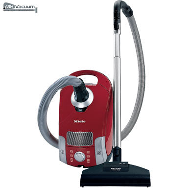 Compact C1 HomeCare Canister Vacuum Autumn Red - Call for Special Pricing - MH Vacuums