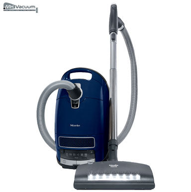 Miele Complete C3 Marin Canister Vacuum Marine Blue - MH Vacuums