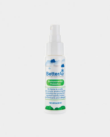 Environmental Probiotics Spray- Travel Size - MH Vacuums