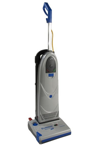 Lindhaus Activa 30 Upright Professional Vacuum Cleaner - Silver - MH Vacuums