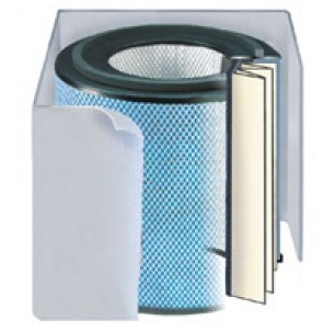 Austin Air Allergy Machine HEGA 405 Filter with Permafilt Pre-Filter Included for the Austin Air Allergy Machine