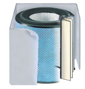 Austin Air HEGA 205 Filter for the Austin Air Allergy Machine Jr. / Baby's Breath - MH Vacuums