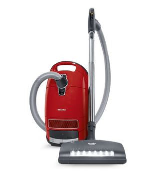 Miele Complete C3 HomeCare Canister Vacuum Cleaner with 5 year parts and labor, 10 year motor