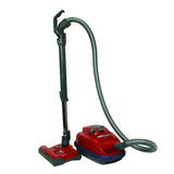 SEBO AirBelt K3 Vacuum Canister Cleaner ET-1 Power Head - Red - MH Vacuums